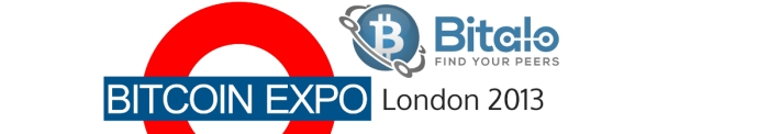 London Bitcoin Expo logo