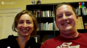 Elsa-Hammond-and-Steve-Bullock-talk-about-support-from-the-Bitcoin-community